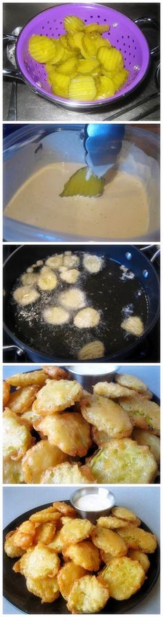 Fried Pickles - Joybx