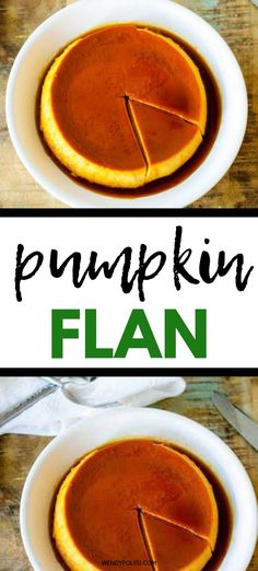 This Pumpkin Flan is a unique twist on a favorite classic. With just six ingredients, this pumpkin dessert recipe will make your holiday table shine. Pumpkin Flan, Pumpkin Dessert, Pumpkin Cheesecake, Cheesecake Desserts, Raspberry Cheesecake, Pumpkin Recipes, Decadent Chocolate, Chocolate Treats, Chocolate Recipes