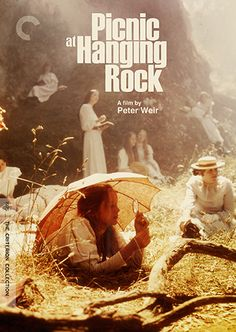 Picnic at Hanging Rock (1975) Directed by Peter Weir.  With Rachel Roberts, Anne-Louise Lambert, Vivean Gray, Helen Morse. During a rural picnic, a few students and a teacher from an Australian girls' school vanish without a trace. Their absence frustrates and haunts the people left behind.