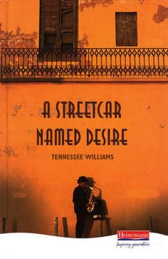 Tennessee Williams - A Streetcar Named Desire... i could put this under books worth reading too, but i love the play soooo much. its amazing.