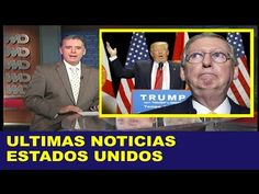 Ultimas noticias de EEUU, TRUMP ARREMETE CONTRA McCONNELL 11/08/2017 - YouTube