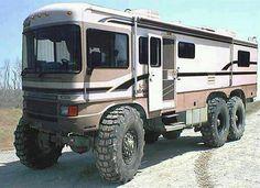 American Nitro off road RV
