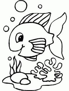 53 Mejores Imágenes De Dibujos De Peces Fish Fish Paintings Y Pisces