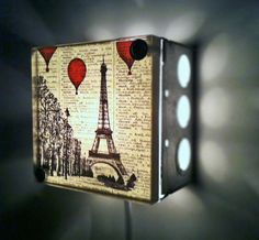 Light Box Night Light