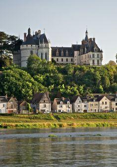 Chaumont-Sur-Loire, France