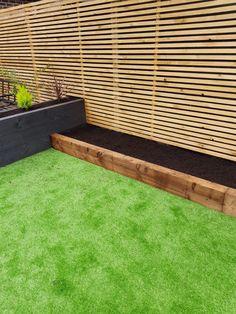 Fence Ideas, Patio Ideas, Garden Projects, Garden Ideas, Back Garden Design, Fence Landscaping, Mediterranean Garden, Backyard Patio Designs, Garden Fencing
