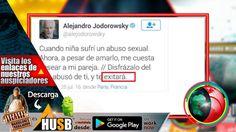 ¡Escándalo por flagrante falta de ortografía en un tuit de Jodorowsky!
