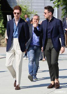 very nice blazer - collar width
