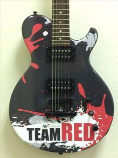 Custom Promotional Guitars by Brand O' Guitar Company.