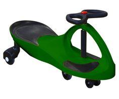 Lifetime Green Wiggle Car Cart