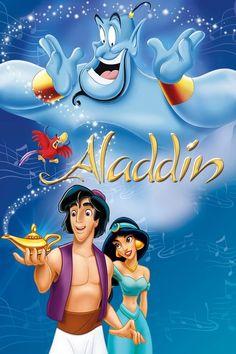 Aladdin poster, t-shirt, mouse pad Disney Amor, Art Disney, Film Disney, Disney Love, Disney Magic, Disney Pixar, Disney Characters, Film Aladdin, Aladdin 1992