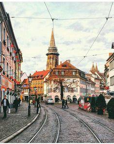 Freiburg.. Germany