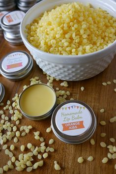 Homemade lip balm is a fabulous DIY gift that can be made it minutes! These little tins of lip balm fit easily in your pocket and will help keep your lips super soft during the cold winter months or days at the beach. I love the way these turned out. I always knew making lip…   [read more]