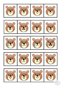Nauczyć Ich Latać: Dzień Pluszowego Misia II - materiały do pobrania 3 Bears, Care Bears, Teaching Kindergarten, Preschool, College Crafts, Disney Inside Out, Bear Theme, Forest Animals, Book Illustration