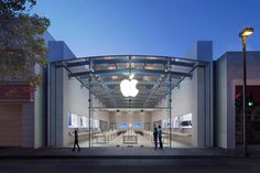 New Flagship Apple Store In Palo Alto, A Jobs Legacy, Is Cool, But Unbearably Noisy - Forbes