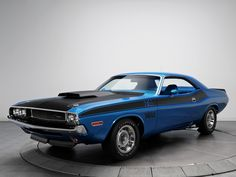 Dodge Challenger T/A 340 Six Pack '1970..Re-pin brought to you by agents of #carinsurance at #houseofinsurance in Eugene, Oregon