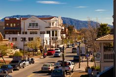 Old Town Temecula, California.