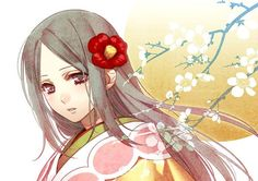 Ichihime (Nobunaga the Fool) Image - Zerochan Anime Image Board Anime Girl Kimono, Image Boards, Anime Love, The Fool, Anime Characters, Geek Stuff, Animation, Fantasy, Art