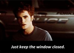 "Eclipse deleted scene: ""Just keep the window closed."""