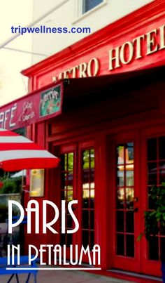 Discover Paris in Pe