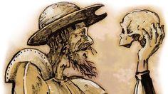 Si se lee con atención las dos partes del Quijote de Cervantes se reparará en que, en toda la novela, el protagonista sólo se lava tres veces. La primera vez ocurre cuando don Quijote llega a casa del Caballero del Verde Gabán. Introducido en una sala, su criado Sancho Panza lo desarma y antes de