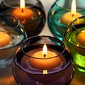 Hot Sale 10pcs Small Unscented Floating Candles For Wedding Party Home Decor Candles EJ881916