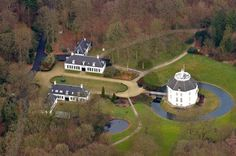 """Drakensteyn (sometimes """"Drakesteijn"""" or """"Drakestein"""") is a small castle at 9 Slotlaan in the hamlet of Lage Vuursche, in the municipality of Baarn, Netherlands. It is owned by Princess Beatrix of the Netherlands, the country's former Queen who abdicated in 2013"""