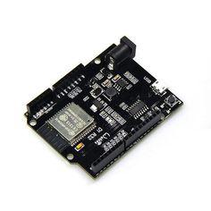WeMos® TTgo ESP32 WiFi + Bluetooth Board 4MB Flash UNO D1 R32