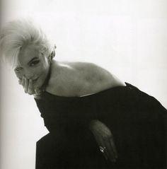 Marilyn Monroe  Vogue 1962 by Bert Stern