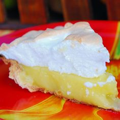 Yumm...a light lovely lemon meringue pie recipe.... Lemon Meringue Pie Recipe from Grandmothers Kitchen.