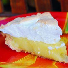 Yumm...a light lovely lemon meringue pie recipe.... Lemon Meringue Pie Recipe from Grandmothers Kitchen.
