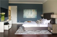 Contemporary (Modern, Retro) Bedroom by Shirry Dolgin