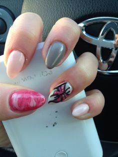 Semilac, nails