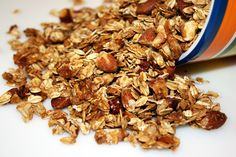 Easiest Granola Ever. Seriously