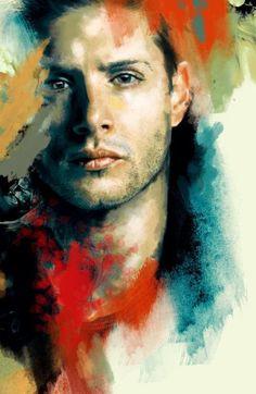 Dean Winchester | Supernatural fan art