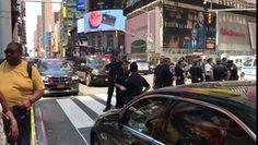 Galdino Saquarema 1ª Página: Carro assassino ataca na Times Square