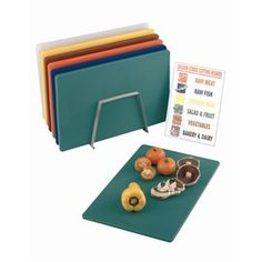 Low Density Chopping Board White (Bakery & Dairy). by Hygiplas. $53.67. Colour coded chopping boards to help eliminate cross contamination.