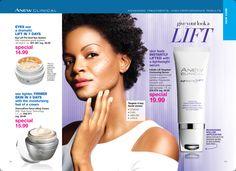 eBrochure | AVON.  Avon Anew Clinical Skincare.  Shop my Avon Ind. Sales Rep. eStore at https://katelyn.avonrepresentative.com