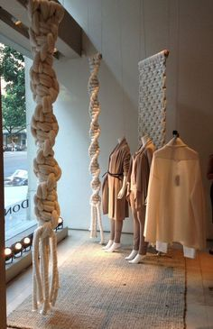 Macrame Decoration | Macrame Store Display
