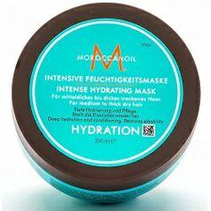 Intense Hydrating Hair Mask #beauty #awesome #mask #heatlounge