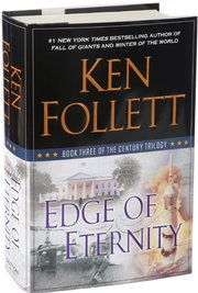 'Edge of Eternity' Completes Ken Follett Trilogy - NYTimes.com