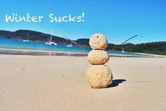 Winter sucks! Get a Caribbean state of mind.