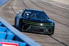 "NASCAR Next Gen prototype is percent"" of the final race car Police Cars, Race Cars, Kurt Busch, Nascar News, Martin Truex Jr, Daytona International Speedway, Car Engine, Old Cars, Autos"