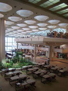 Hans Scharoun Staatsbibliothek