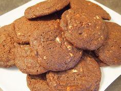 Für Schokoholics: Schoko-Cookies - Schokohimmel