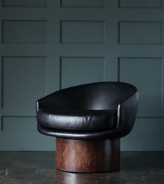 Ox Swivel Chair by EM Design – Blackman Cruz