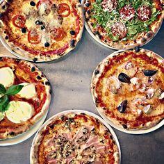 Kitchenaid, Dumplings, Mozzarella, Food Styling, Vegetable Pizza, Food Art, Pesto, Quiche, Martha Stewart