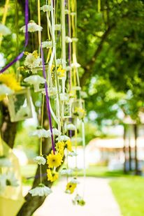 Fairy of flowers and colors - wedding decoration Danny and Mitko - 16:06:13. at Restaurant  Villa Marciana
