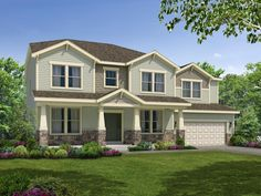 The Jefferson | River Highlands | William Ryan Homes
