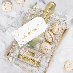 18 Gorgeous Bridesmaid Gifts Your Girls Will Love | HGTV >> http://www.hgtv.com/design-blog/entertaining/bridesmaid-gifts-your-gals-will-love?soc=pinterest